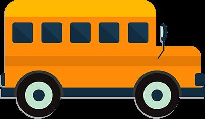 SAFE TRAVELS </br>  School Fleet